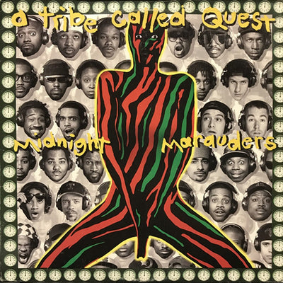 A Tribe Called Quest - Midnight Marauders [LP] - Unearthed Sounds