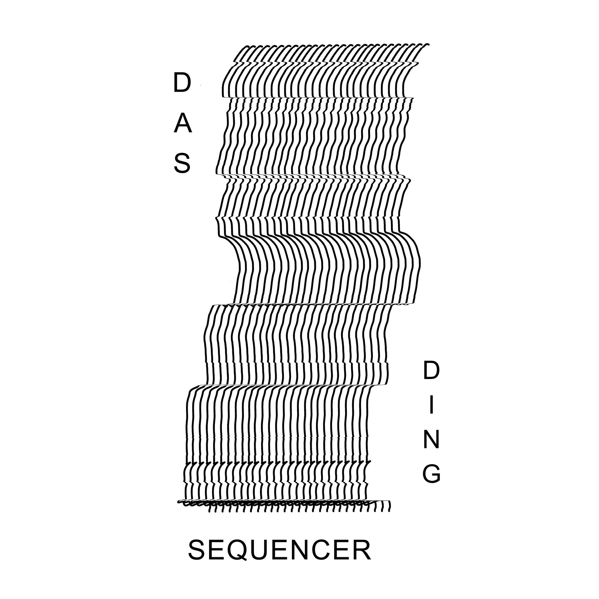 "Das Ding - Sequencer [10"" Vinyl] - Unearthed Sounds"