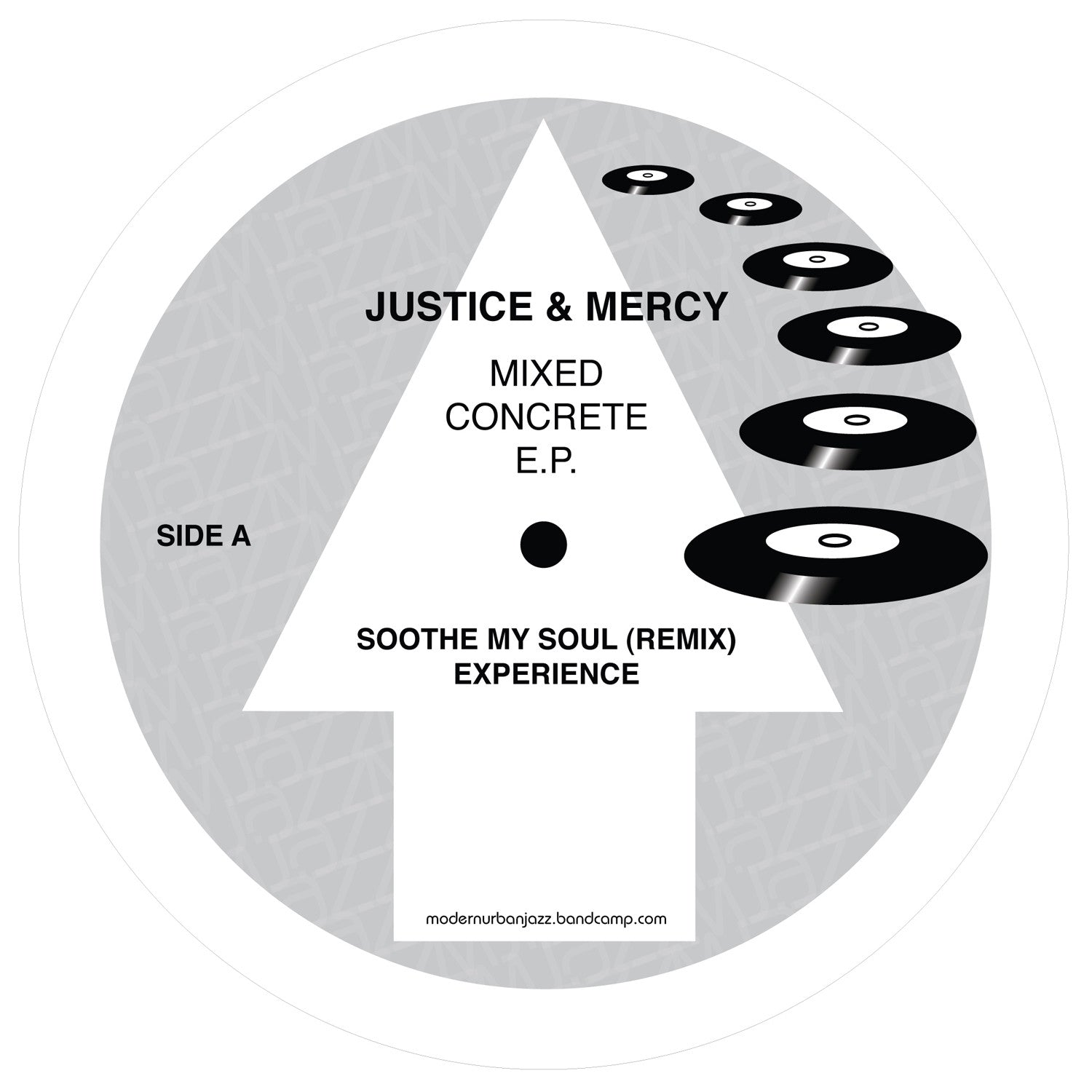 Justice & Mercy ‎- Mixed Concrete EP [Reissue]