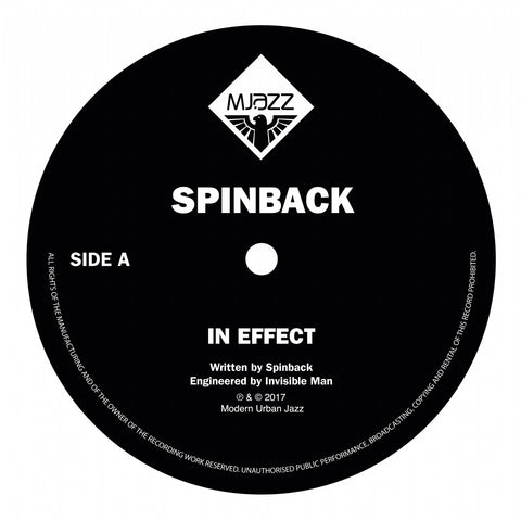 MJazz Classics 2 - In Effect/ Divine Inspiration - Spinback and Windmill