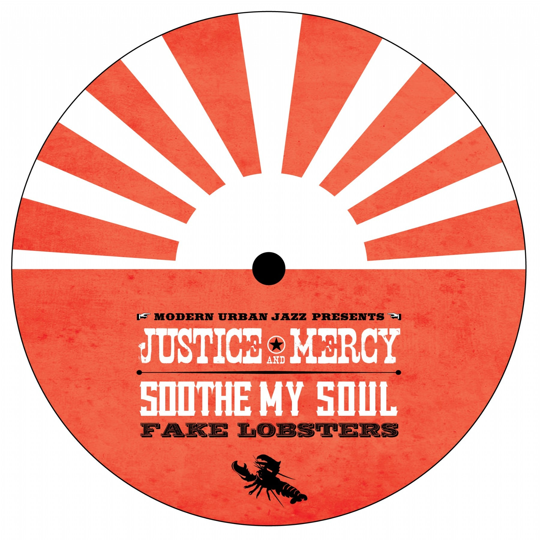 "MJazz Classics 4 - Soothe My Soul / Fake Lobsters - Justice and Mercy [7"" Vinyl]"