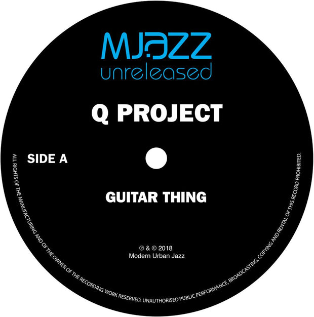 Q Project - Guitar Thing