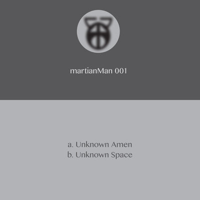 martianMan 001 - Unearthed Sounds