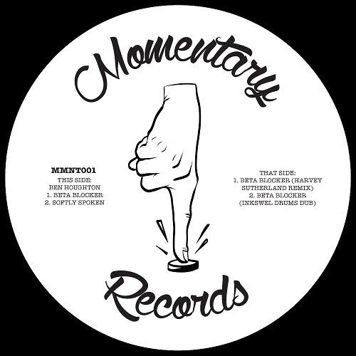 Ben Houghton - Beta Blocker , Vinyl - Momentary Records, Unearthed Sounds