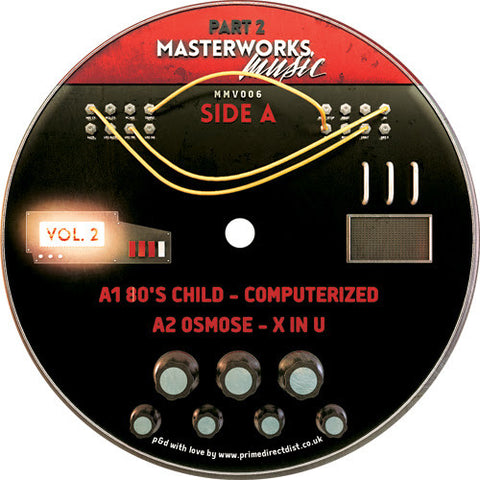 Various Artists - Masterworks Vol. 2 (Part 2)