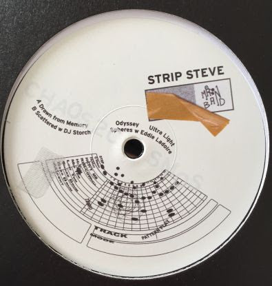 Strip Steve - Chaos2cosmos - Unearthed Sounds, Vinyl, Record Store, Vinyl Records