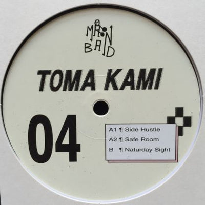 Toma Kami - Slither EP - Unearthed Sounds, Vinyl, Record Store, Vinyl Records