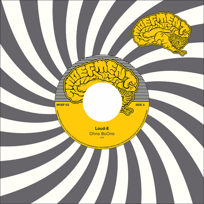 "Loud-E / Spaceman - Ohne Boone / A Drop of Blue (Thee J Johanz Ext Edit) [7"" Vinyl]"