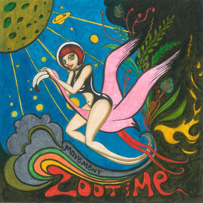 ZOOTIME - Movement LP - Unearthed Sounds