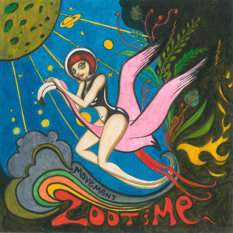 ZOOTIME - Movement LP