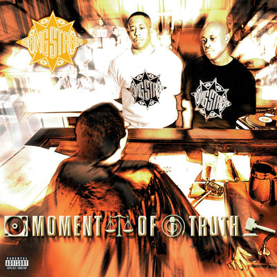 Gang Starr - Moment Of Truth [3 x LP] - Unearthed Sounds