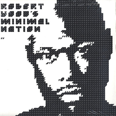 "Robert Hood - Minimal Nation [3 x White 12"" + CD] - Unearthed Sounds"