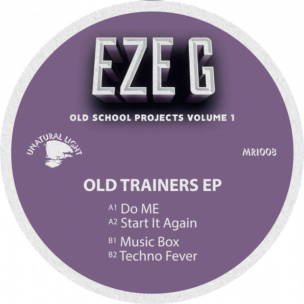 Eze G - Old Trainers EP