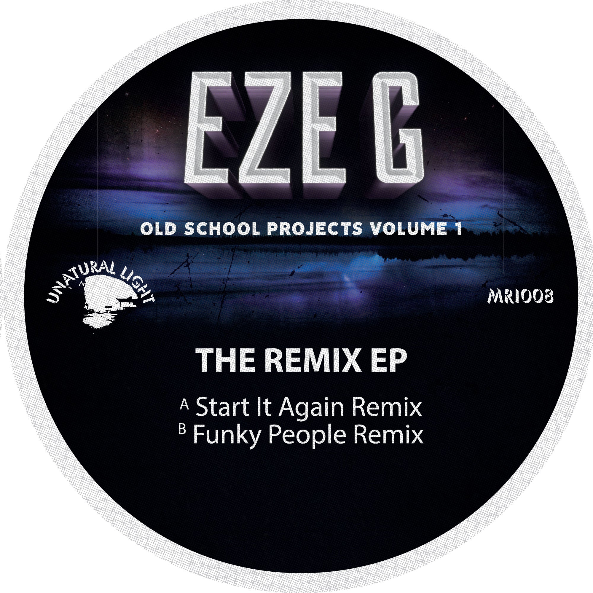 Eze G - The Remix EP