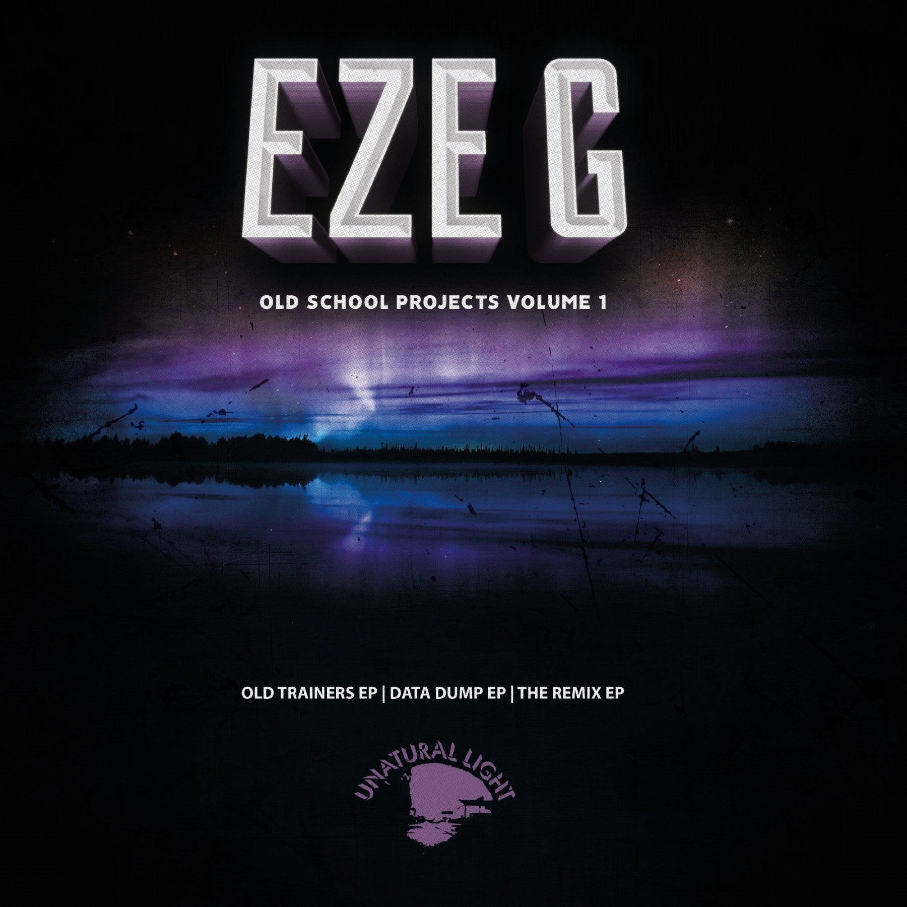 "Eze G - Old School Projects Volume 1 [3x12"" LP]"