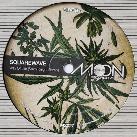 Squarewave - Way Of Life / Sukh Knight Remix [Repress]