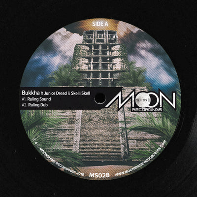 Bukkha ft. Junior Dread & Skelli Skell - Ruling Sound // TMSV Remix , Vinyl - Moonshine Recordings, Unearthed Sounds