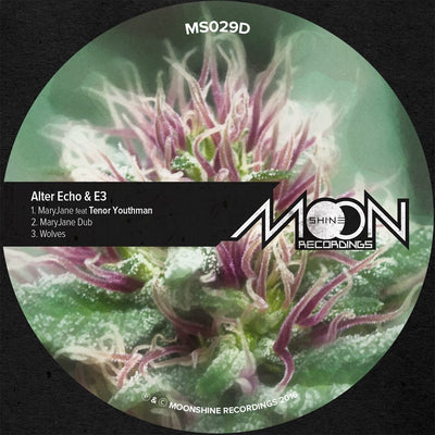 Alter Echo & E3 ft Tenor Youthman - Mary Jane , Vinyl - Moonshine Recordings, Unearthed Sounds