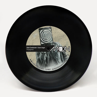 "Dub Conductor - Propaganda (feat. Dark Angel) [7"" Vinyl] - Unearthed Sounds"