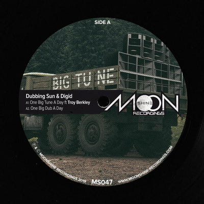 Dubbing Sun & Digid - Big Tune EP - Unearthed Sounds