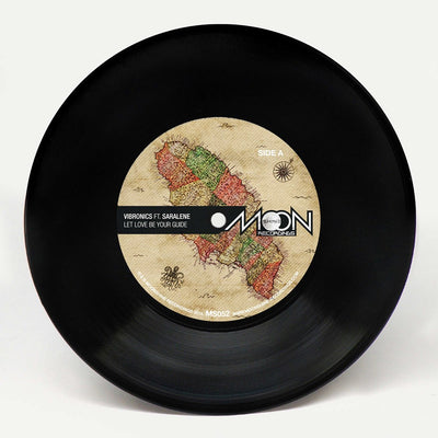 "Vibronics ft Saralene - Let Love Be Your Guide [7"" Vinyl] - Unearthed Sounds"