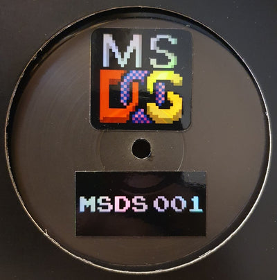 MS-DOS - CD / DIR - Unearthed Sounds, Vinyl, Record Store, Vinyl Records