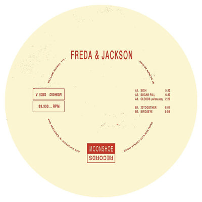 Freda & Jackson - MSH002 [Vinyl Only] - Unearthed Sounds