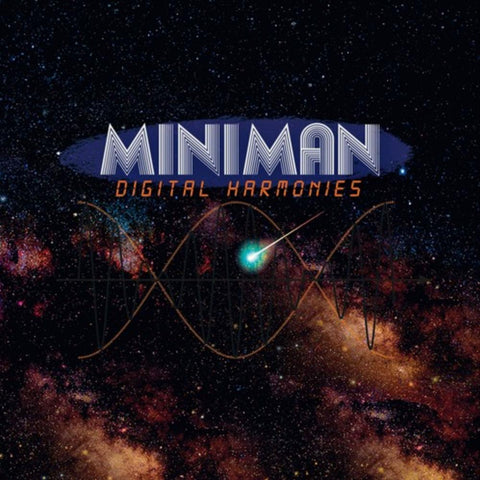 "Miniman - Digital Harmonies LP [2 x 12""]"