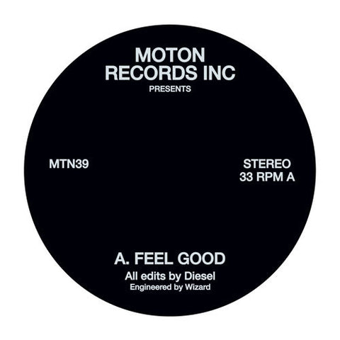 Moton Records Inc Presents - Feel Good