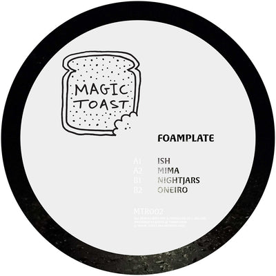 Foamplate - Nightjars EP - Unearthed Sounds