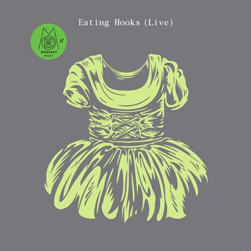 Moderat - Eating Hooks (Live) , Vinyl - Monkeytown, Unearthed Sounds