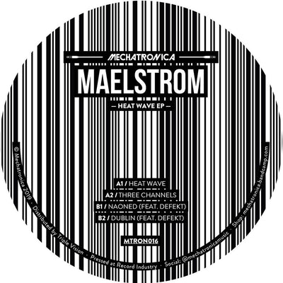 Maelstrom - Heat Wave EP - Unearthed Sounds