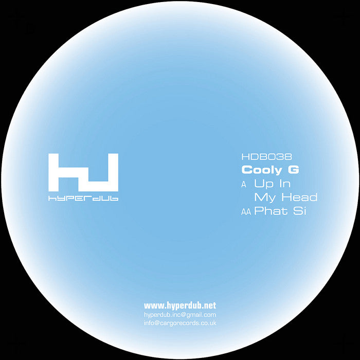 Cooly G - Up In My Head / Phat Si - Unearthed Sounds