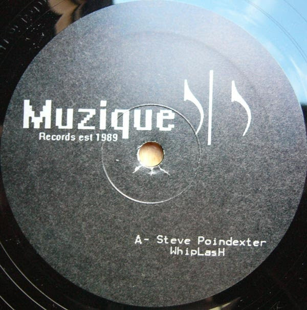 Steve Poindexter - Whiplash - Unearthed Sounds