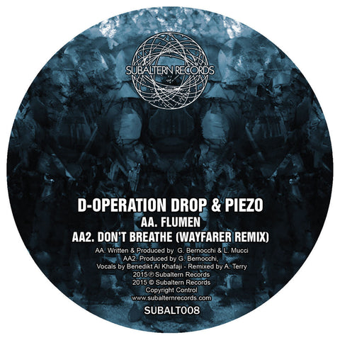 D-Operation Drop & Piezo - Don't Breathe
