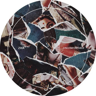 "Zha - Losing You / Uncomfortable [10"" Vinyl] - Unearthed Sounds"