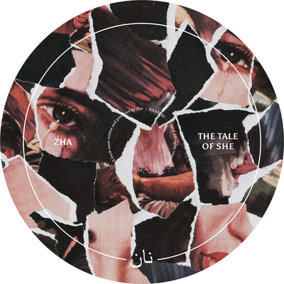 "Zha - Mumbai / The Tale Of She [10"" Vinyl] - Unearthed Sounds"