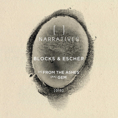Blocks & Escher - From The Ashes / Gem - Unearthed Sounds, Vinyl, Record Store, Vinyl Records