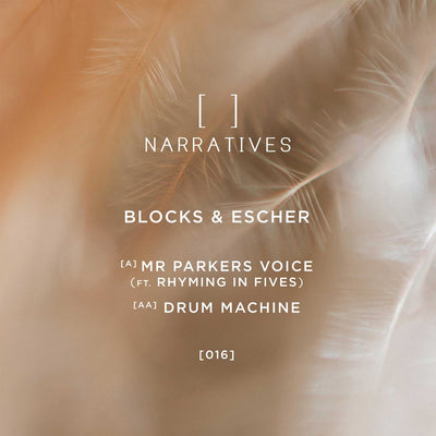 Blocks & Escher - Mr Parkers Voice / Drum Machine - Unearthed Sounds