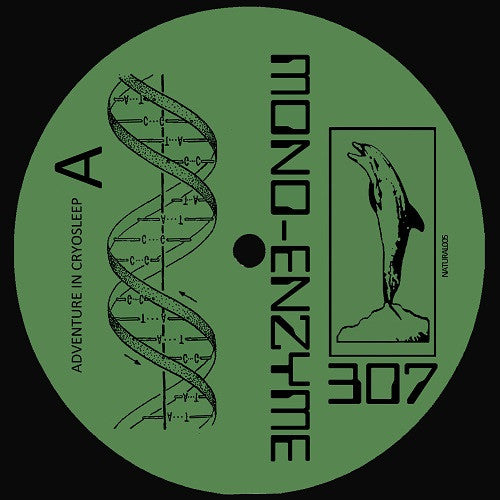 Mono-Enzyme 307 - Adventure in Cryosleep , Vinyl - Natural Sciences, Unearthed Sounds