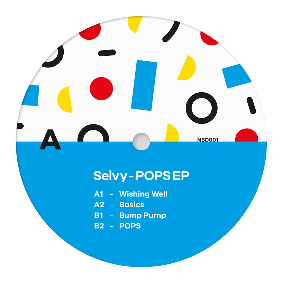 Selvy - POPS EP , Vinyl - No Bad Days, Unearthed Sounds