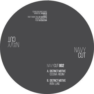 Distinct Motive - Cessna Riddim // Iron Lung - Unearthed Sounds