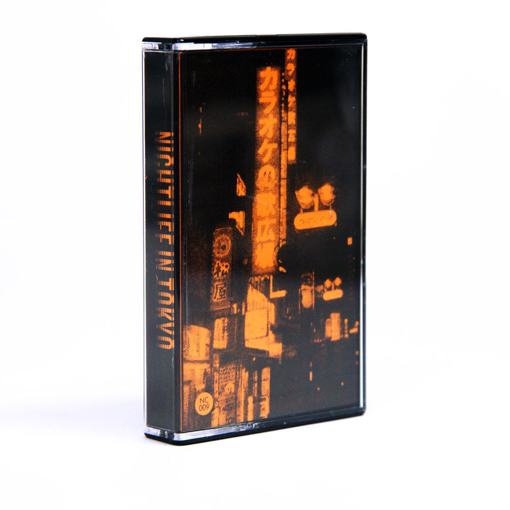 Lily – Nightlife In Tokyo , Cassette - No Corner, Unearthed Sounds