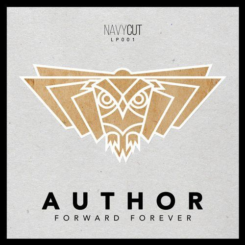 "Author - Forward Forever [2x12"" LP] Reissue"
