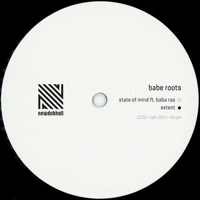 "Babe Roots - State of Mind [10"" Vinyl]"