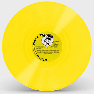 "Nu Yorican Soul - The Nervous Track [Yellow 12"" Vinyl Repress] - Unearthed Sounds"