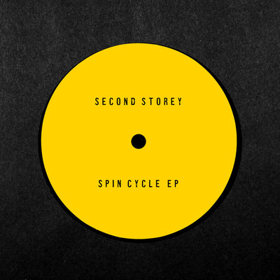 Second Storey - Spin Cycle EP , Vinyl - Nervous Horizon, Unearthed Sounds