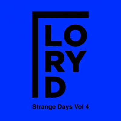 Lory D - Strange Days Vol. 4 - Unearthed Sounds