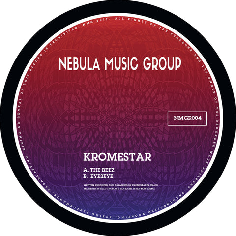 Kromestar - The Beez / Eye2Eye