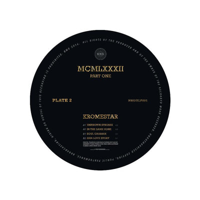 Kromestar - MCMLXXXII Part Two - Unearthed Sounds